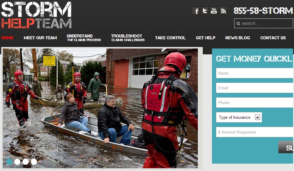Sandy Storm Help Team Taps Social Media Insurance To Accelerate Claims Payment