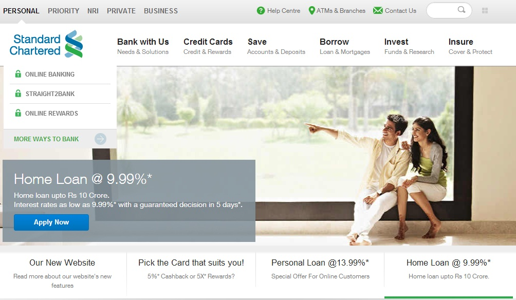 Standard Chartered Sets New Benchmark For Digital Customer Experience Excellence