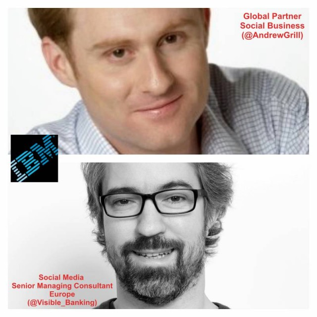 Christophe Langlois Joins IBM Social Business Andrew Grill