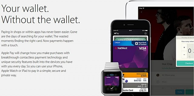 Apple Pay Mobile Payments